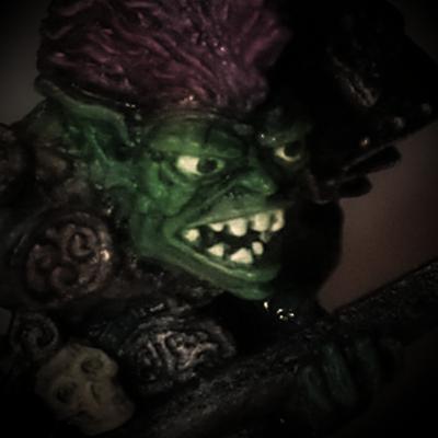 Dieser Goblin weiß noch nicht, was ihn erwartet...